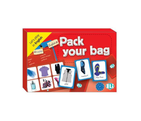 Let's Play in English: PACK YOUR BAG