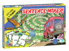 Let's Play in English: SENTENCE MAKER!